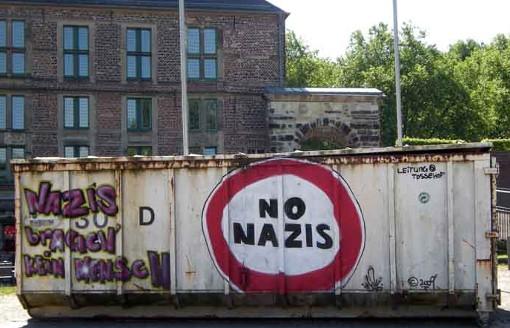 NO NAZIS 2010 - Gegen die rassistische Hetze von Pro NRW in Gelsenkirchen und anderswo
