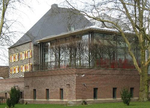 Schloss Horst in Gelsenkirchen heute Mittag