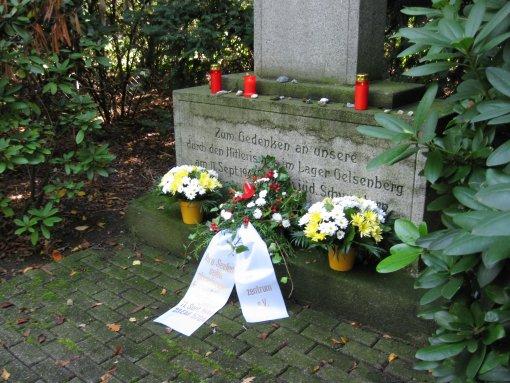 Gemeinsam trauern - In Memoriam of Jolán and Paula Schwartz