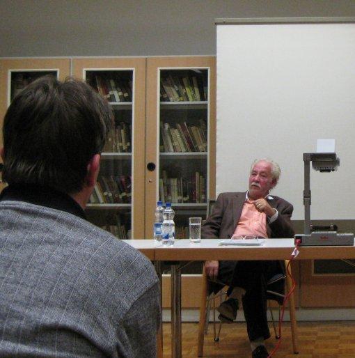 Vortrag in der NS-Dokumentationsstätte Gelsenkirchen