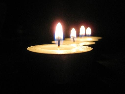 Gelsenkirchener Lichter - Internationaler Holocaustgedenktag 2011