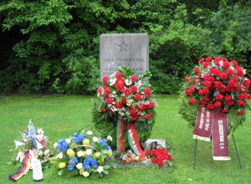Gedenkstunde aus Anlass des 70. Jahrestages des deutschen Überfalls auf die Sowjetunion