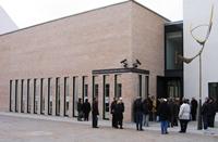 Jüdisches Gemeindezentrum mit Synagoge in Gelsenkirchen