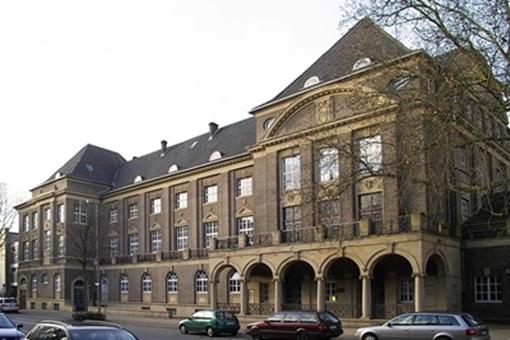 Gertrud-Bäumer-Realschule in Gelsenkirchen