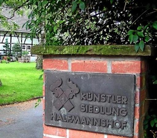 Künstlersiedlung Halfmannshof in Gelsenkirchen