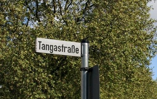 Tangastraße in Gelsenkirchen