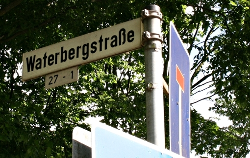 Waterbergstraße in Gelsenkirchen