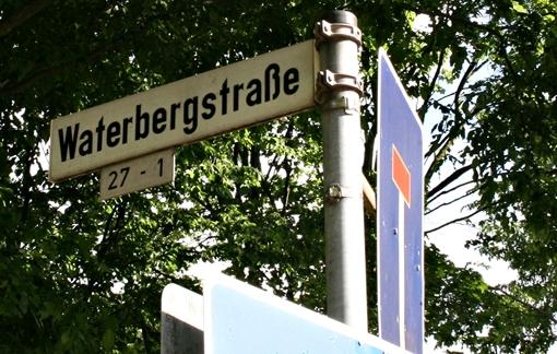 Waterbergstraße in Gelsenkirchen