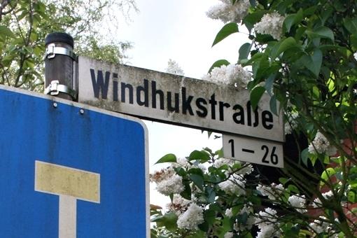 Windhukstraße in Gelsenkirchen