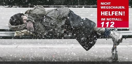 Kältehilfe gelsenkirchen im sozialen netzwerk facebook