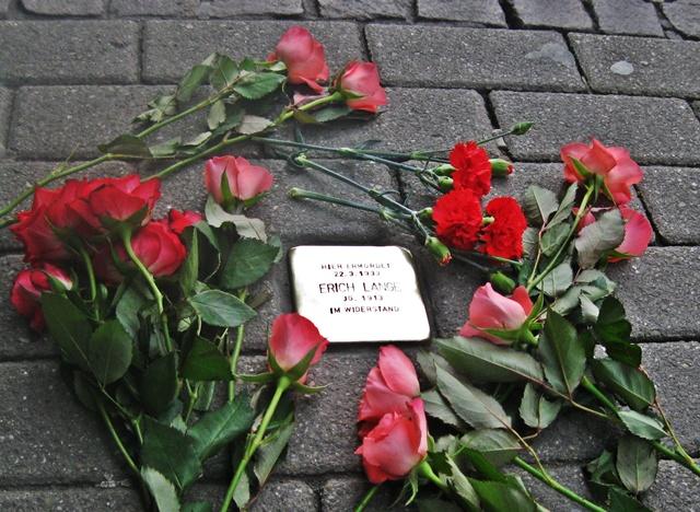 Gedenken an Erich Lange
