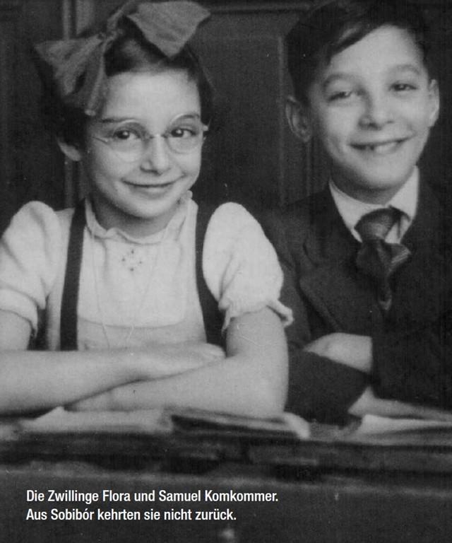Aufruf für die Kinder von Westerbork