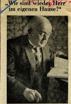 Karl wagenfeld, 1936