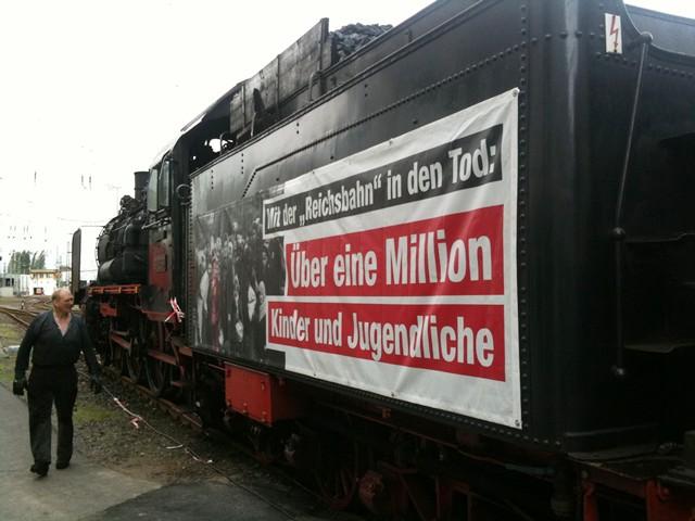 """Mit der """"Reichsbahn"""" in den Tod: Über eine Million Kinder und Jugendliche"""