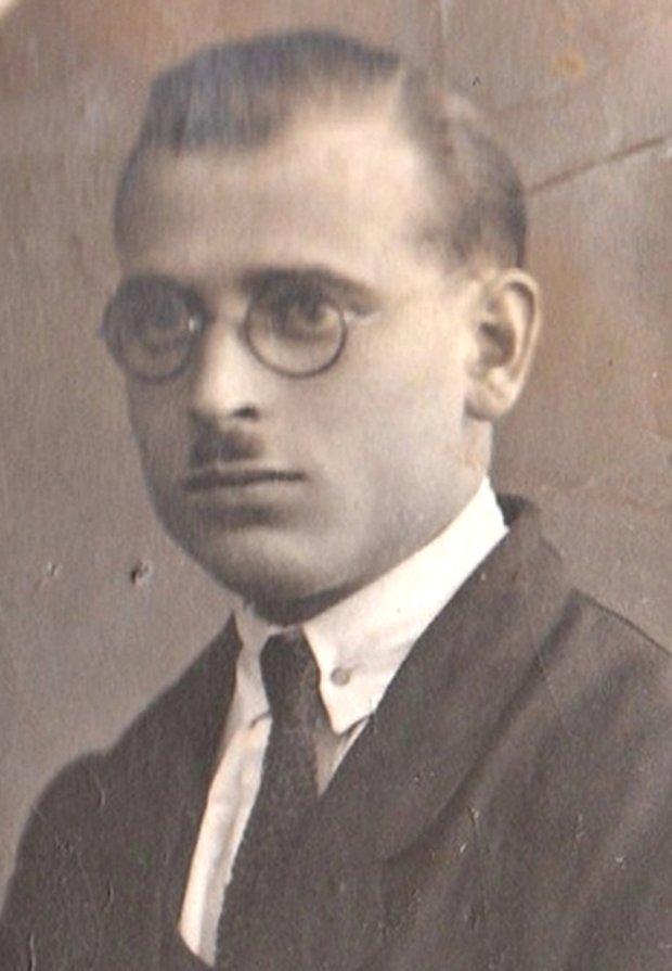Oskar Behrendt - sein Friedenswillen soll uns heute eine Mahnung sein. (Foto_mit freundlicher Genehmigung der Familie Behrendt)