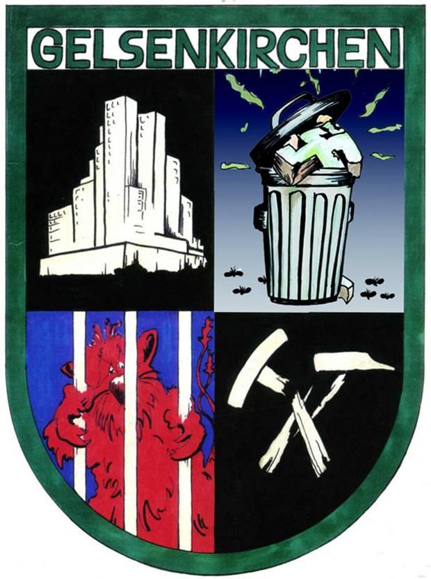 Das Gelsenkirchener Bündnis gegen Rechts  wird die erste Sitzung des Rates nach der Kommunalwahl 2014 am 16. Juni mit kritischen und antifaschistischen Protest begleiten.