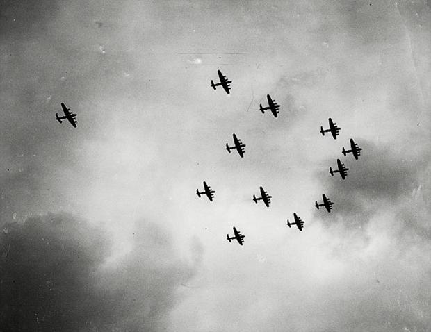 1944 starten die Alliierten ihre sogenannte